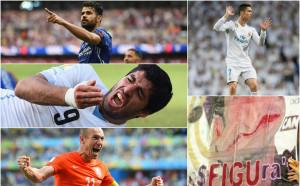 Най-мразените играчи в модерния футбол
