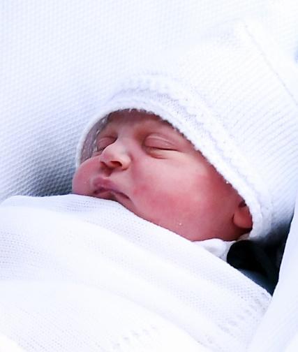 кралското бебе