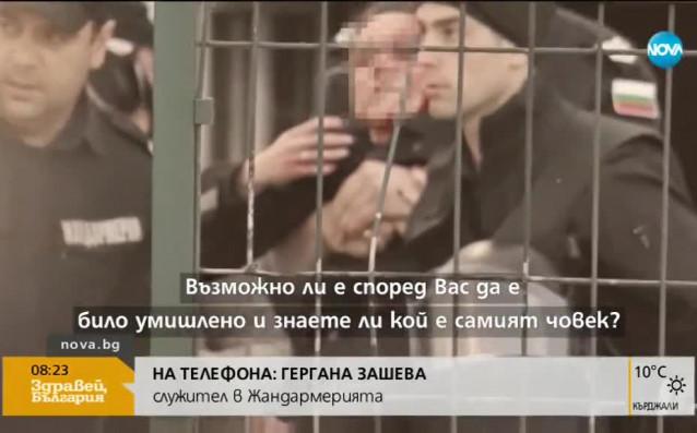Ранената полицайка след дербито ЦСКА-Левски Гергана Зашева говори пред NOVA