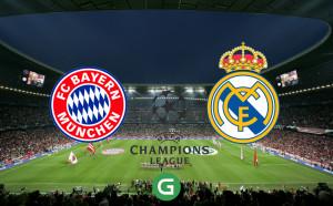 Време е за големия мач на Европа: Байерн-Реал!