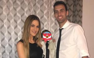 Серхио Бускетс отново ще става баща