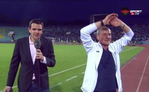 Делио Роси: И в двата мача се видя, че сме повече отбор