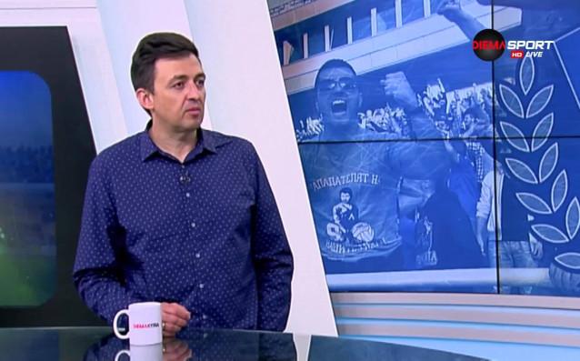 Изпълнителният директор на Левски Красимир Иванов заяви, че ще бъде