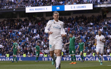 Бейл остава в Реал след разговор с Лопетеги