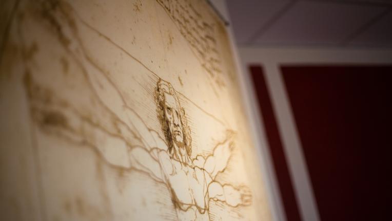 Леонардо да Винчи - тайната на гения