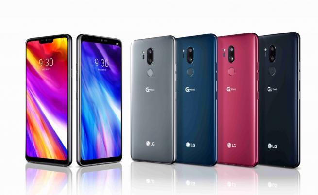 LG G7 залага на изкуствения интелект и класическите опции
