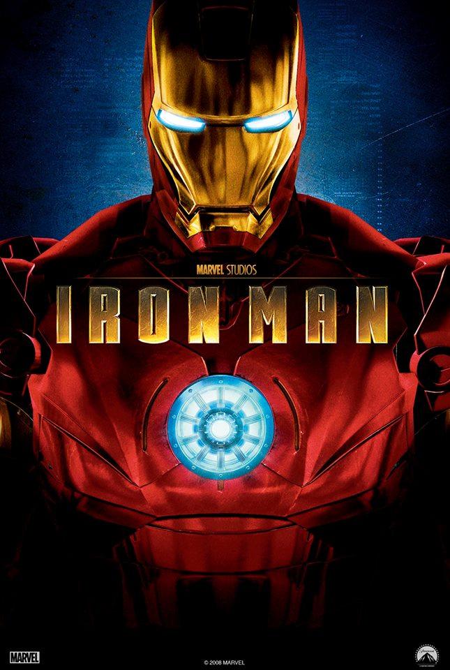 """4. Iron Man / """"Железният човек"""" (2008) – На 3 май тази година се навърши точно едно десетилетие от излизането на филма, който започна всичко. Лентата спечели сърцата на милиони с Робърт Дауни Джуниър в топформа и с находчив, остроумен и доста близък до реалността сценарий. Оттогава насам Тони Старк не е спирал да бъде крайъгълния камък във вселената на Marvel."""