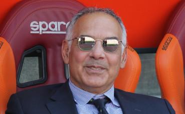 Президентът на Рома отвратен от отбора си