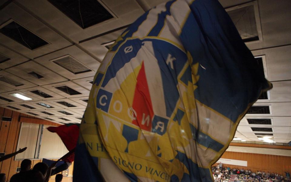 Левски Лукойл обяви цените на билетите за полуфинала