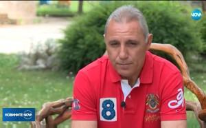 Стоичков: Като войник мислех да избягам от България