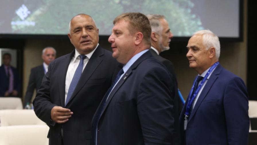 Бойко Борисов: Това, което правим на Западните Балкани, цели мир