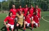 Ветераните на ЦСКА спечелиха турнир и предизвикаха фурор