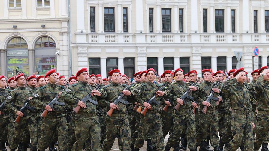 3,264 млрд. лева ще струва модернизацията на въоръжените сили