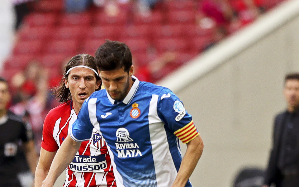 Еспаньол победи  финалиста в Лига Европа  Атлетико М