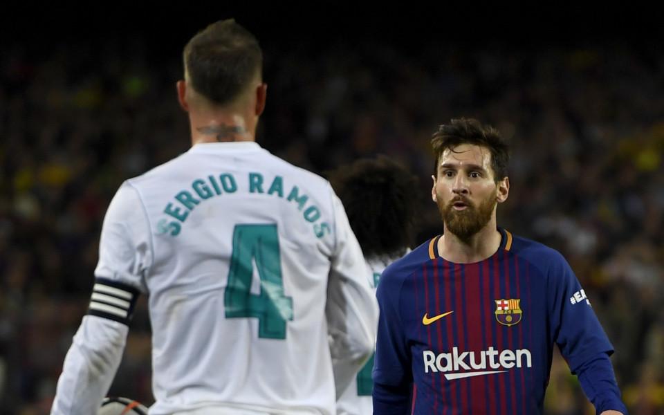 В Барселона възмутени от поведението на Серхио Рамос