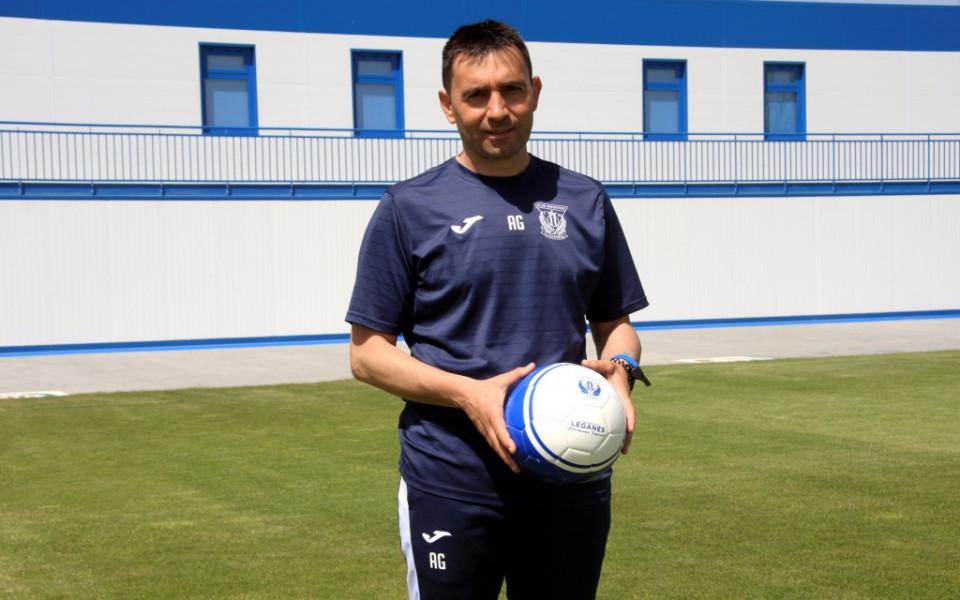 Наставникът на Леганес напуска след края на сезона