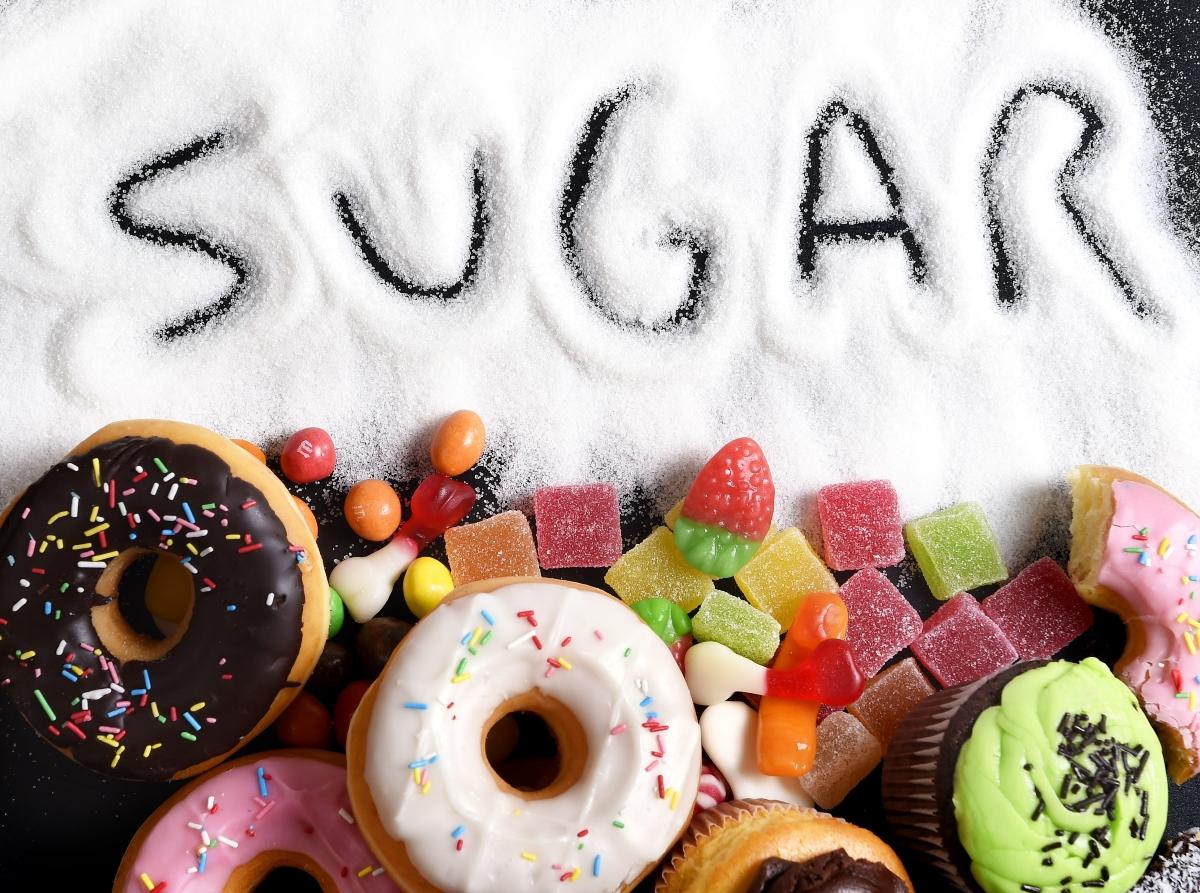 Ако можете: за няколко дни - напълно изключете захарта от менюто си. Ще се почувствате по-леки.