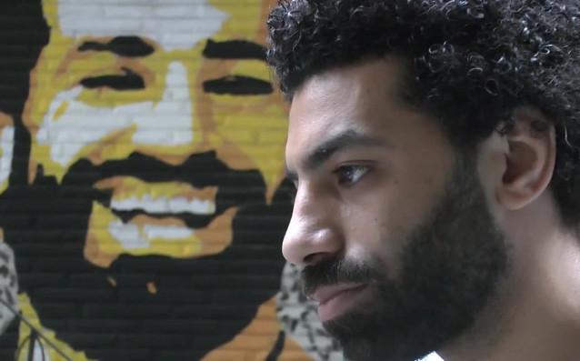 Египтянинът Ахмед Бахаа получи световна слава в последните дни, след
