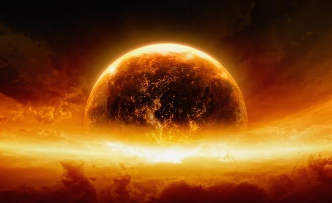 Краят на света наистина идва