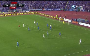 Славия - Левски 0:0 /редовно време/