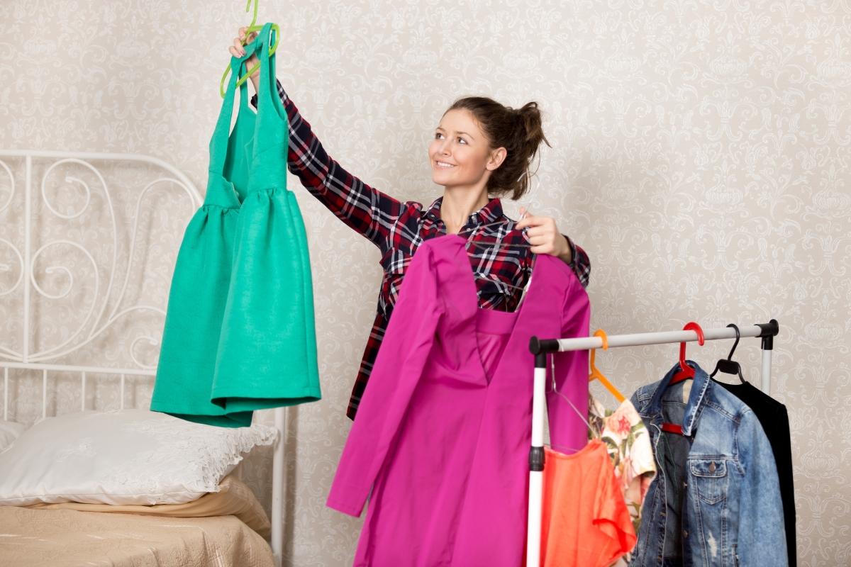 Обяснете кратко и ясно защо отказвате. Ако ваша приятелка иска ваша дреха на заем, казвате, че можете да й дадете друга, но тази е важна за вас по някаква причина.