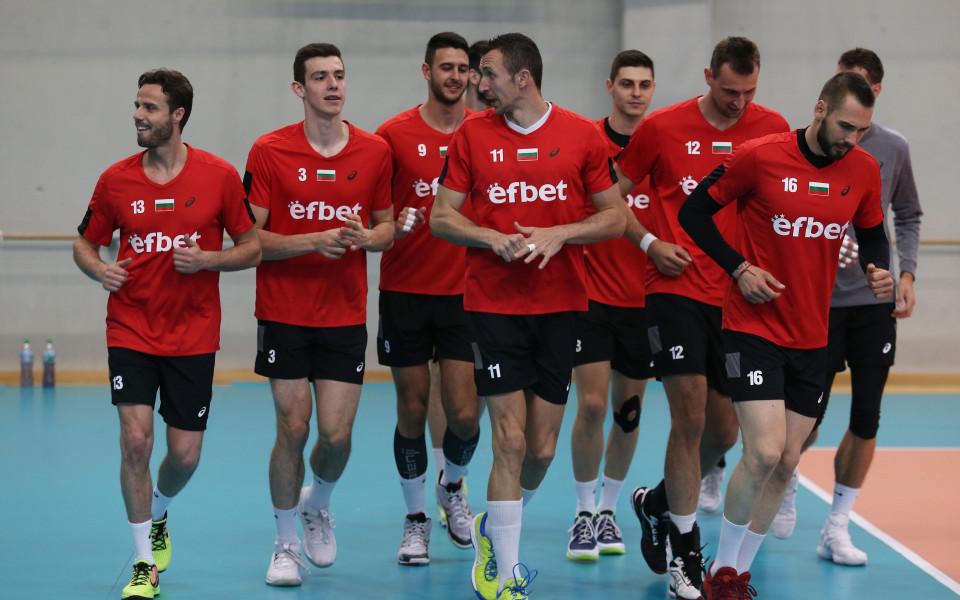 Волейболните национали си идват във вторник от Китай