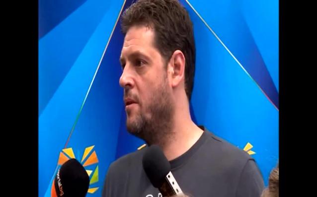 Националният селекционер на България по волейбол Пламен Константинов коментира, че