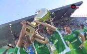 Лудогорец вдигна трофея под звуците на We are the champions