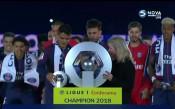 ПСЖ с шампионски подарък към Рен, преди да вдигне трофея