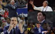 Топ 10 на най-успешните треньори в Евролигата<strong> източник: БГНЕС</strong>
