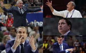 Кои са най-успешните треньори в Евролигата?
