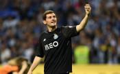 Икер Касияс се сбогува с Порто
