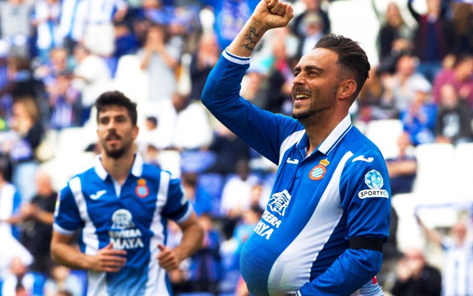 Еспаньол също засили Малага към втора дивизия в Испания