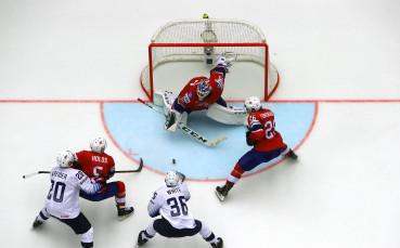 България с тежка загуба от Китай на световното по хокей за младежи