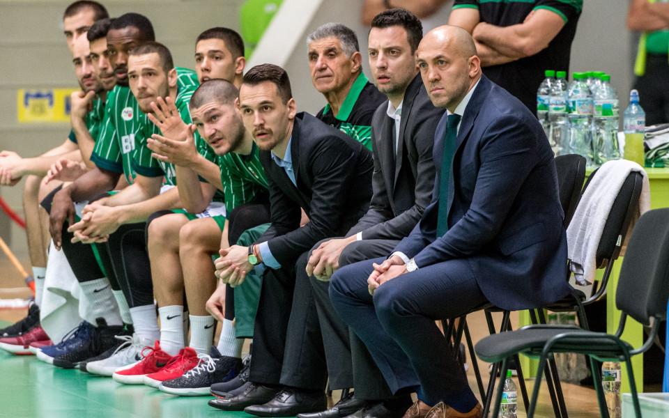 Треньорът на Балкан Видич: Всичко освен финал би било изненада