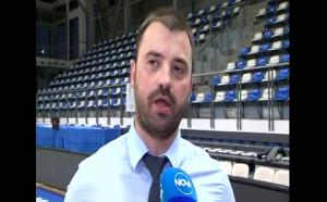 Людмил Хаджисотиров с впечатленията си след загубата на Рилски спортист