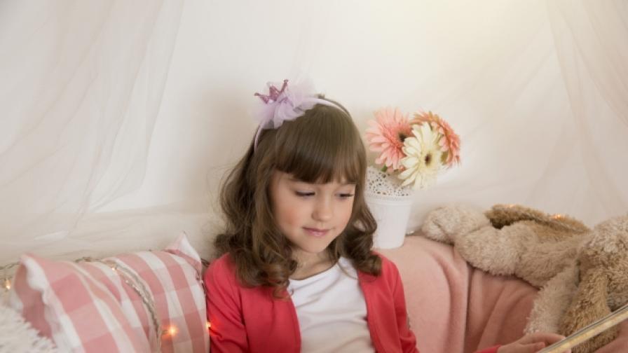 Растенията, подходящи за детска стая (СНИМКИ)