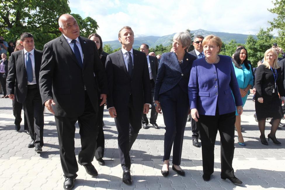 - Европейските лидери се събраха в София за среща на върха ЕС - Западни Балкани.