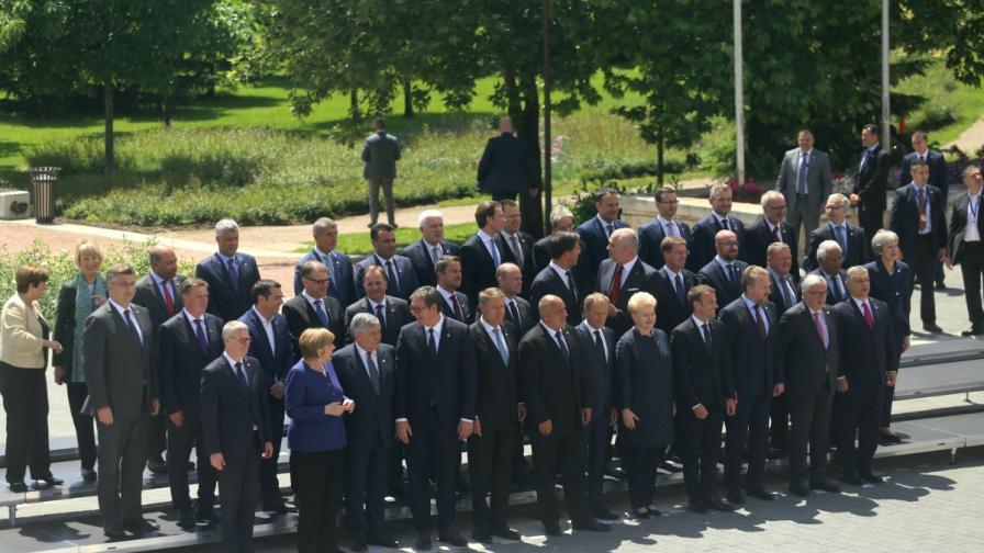 Как Борисов убеждава ЕС за Западните Балкани