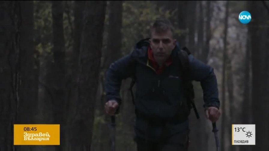 Снимащите филм за Боян Петров: Той остава жив като легенда