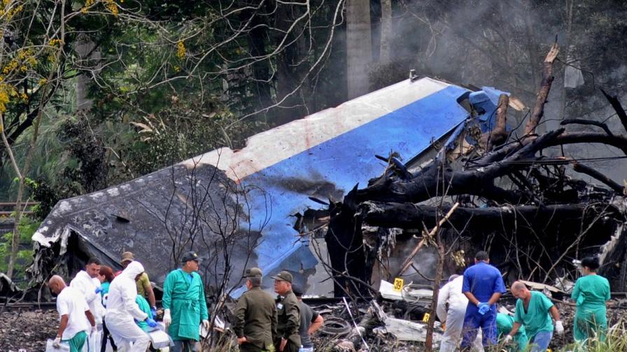 Повече от 100 жертви при катастрофата на самолет в Куба