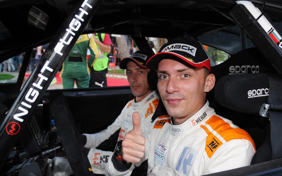 Григор Григоров е готов за най-запомнящото се състезание за сезона