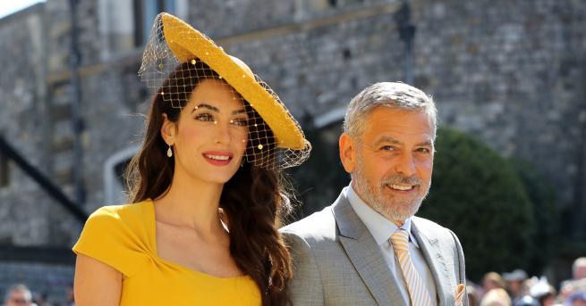 Джордж и Амал Клуни определено бяха сред най-стилните и красиви