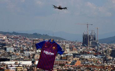 Премиерата на новия екип на Барселона