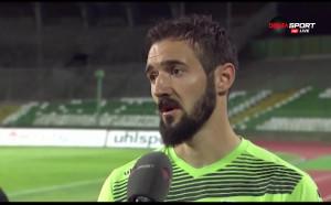 Виданов: Оставането ми в Берое е въпрос на преговори