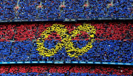 84 000 на крака: Големият Иниеста се сбогува победно с Барса