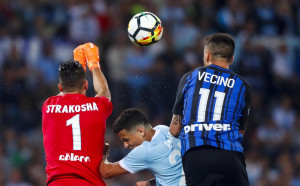 Интер пречупи Лацио в драма, ще играе в Шампионска лига