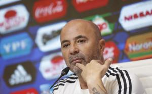 Сампаоли категоричен, че играта на Аржентина не зависи само от Меси