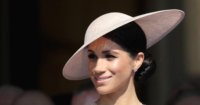 Принц Хари и съпругата му Меган Маркъл се появиха за