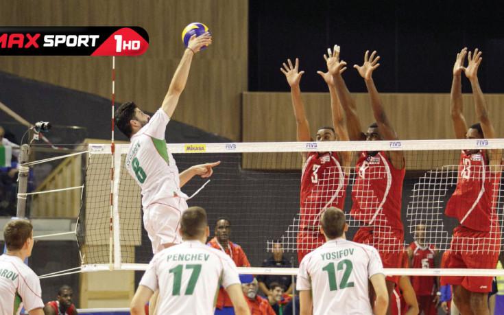 А1 подарява на феновете първите мачове на волейболистите ни в Лигата на нациите